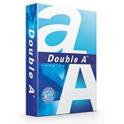 Double A, A4 Ream Paper, A4 80 gsm, 1 Ream, 500 Sheets, White