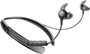 RRP £250.00 Bose QuietControl 30 Wireless In-Ear Headphones - Black