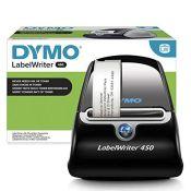 RRP £226.00 DYMO LabelWriter 450 Thermal Label Printer, Prints 51 LW Labels Per Minute