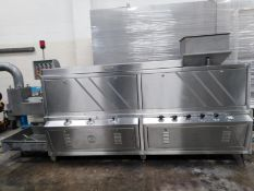 CMT Cheese Cooking, Stretching and Moulding Line