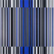 Luc Peire (1916-1994): 'Stuttgart', serigraph, ed. 75/100