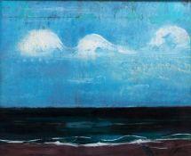 Bert Hildebrandt (1906-1974): Seascape, eglomise