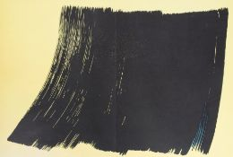 Hans Hartung (1904-1989): 'Farandole', lithograph in colours, ed. 511 (/1075), (1971)