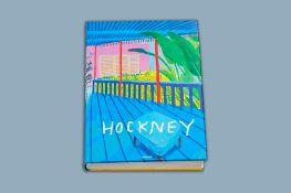 David Hockney (1937): A bigger book, Taschen, Los Angeles, 2016, ed. 0000