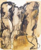 Chrissy Dolan-Terrasi (1950): Abstract composition, mixed media, dated (19)90