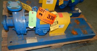 DEAN PH2111 1X1.5/2X6 CENTRIFUGAL PUMP WITH 3500 RPM, 275 PSI, S/N: 178166 (CI) [RIGGING FEE FOR LOT