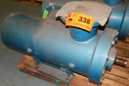 PLENTY MIRRLEES HEA125-3NL PUMP WITH 1150 RPM, 120 PSI, 425 USGPM, S/N: T35070 (CI) [RIGGING FEE FOR