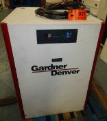 GARDNER DENVER RNC300A8C2N1 REFRIGERATED AIR DRYER WITH 300 CFM, S/N: 1000003109773 (CI) [RIGGING
