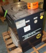 PNEUMATECH TURBO V TOTAL AIR SYSTEM REFRIGERATED AIR DRYER, S/N: N/A (CI) [RIGGING FEE FOR LOT #