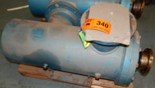 PLENTY MIRRLEES HEA125-3NL PUMP WITH 1150 RPM, 120 PSI, 425 USGPM, S/N: T35072 (CI) [RIGGING FEE FOR