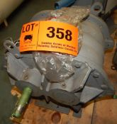 """ROOTS 69-U-RAI BLOWER WITH 1-1/8"""" OUTPUT SHAFT, S/N: 402973103 (CI) [RIGGING FEE FOR LOT #358 - $"""