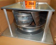 """EMBPAPST R3G630 BLOWER FAN WITH 21.5"""" OPENING, S/N: N/A (CI) [RIGGING FEE FOR LOT #355 - $25 CAD"""