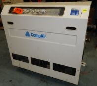 COMPAIR R-500 REFRIGERATED AIR DRYER WITH 520 CFM, S/N: 80-44081 (CI) [RIGGING FEE FOR LOT #318 - $