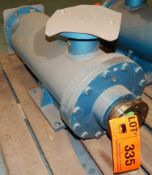 PLENTY MIRRLEES HEA90-3NL PUMP WITH 1150 RPM, 120 PSI, 1819 USGPM, S/N: T35065 (CI) [RIGGING FEE FOR