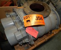 """ROOTS 95P UNIVERSAL RAI BLOWER 1-3/8"""" OUTPUT SHAFT, S/N: 95P68512 (CI) [RIGGING FEE FOR LOT #"""