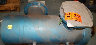 PLENTY MIRRLEES HEA125-3NL PUMP WITH 1150 RPM, 120 PSI, 425 USGPM, S/N: T35071 (CI) [RIGGING FEE FOR