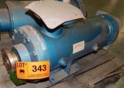 PLENTY MIRRLEES HEA90-3NL PUMP WITH 1150 RPM, 120 PSI, 1819 USGPM, S/N: 35066 (CI) [RIGGING FEE