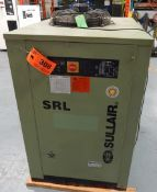 SULLAIR SLR-1000 REFRIGERATED AIR DRYER WITH 203 PSI, S/N: 3406370001 (CI) [RIGGING FEE FOR LOT #308