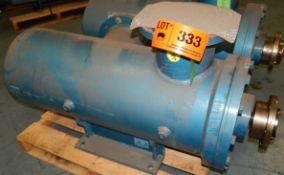 PLENTY MIRRLEES HEA125-3NL PUMP, S/N: T35075 (CI) [RIGGING FEE FOR LOT #333 - $25 CAD PLUS