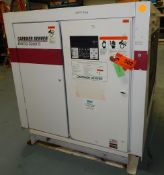 GARDNER DENVER ELECTRA-SAVER II ROTARY SCREW AIR COMPRESSOR WITH 100 HP, 125 PSI, S/N: S257740 (