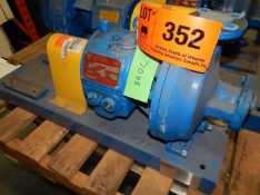 DEAN PH2111 1X1.5/2X8 CENTRIFUGAL PUMP WITH 1750 RPM, 275 PSI, S/N: 178104 (CI) [RIGGING FEE FOR LOT