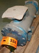 PLENTY MIRRLEES HEA90-3NL PUMP WITH 1150 RPM, 120 PSI, 1819 USGPM, S/N: N/A (CI) [RIGGING FEE FOR