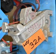 COBRA ALUMINUM AND COPPER CABLE SLITTER, S/N: N/A