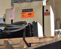 "WADDINGTON CNC FEEDER WITH 8"" ROLL CAPACITY, CNC CONTROL, S/N: N/A (CI) [RIGGING FEE FOR LOT #"