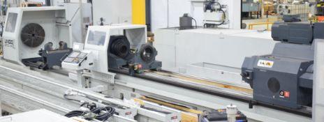 UNISIG (2016) B700-4M CNC DROP BED DEEP HOLE DRILLING MACHINE WITH FANUC OI-TD CNC CONTROL