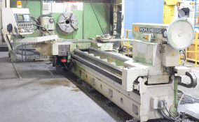 VDF POWER TURN PTI-1-12500 II CNC MODULAR GAP LATHE