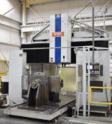 SNK (2005) RB-3NM-APC DOUBLE COLUMN CNC VERTICAL MACHINING CENTER