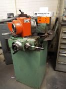 """CUOGHI APE 60 TOOL AND CUTTER GRINDER WITH 10"""" 6-JAW CHUCK, S/N: 8031 (CI) (LOCATED AT 460 SIGNET"""