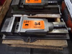 """6"""" MACHINE VISE, S/N: N/A (LOCATED AT 460 SIGNET DR, NORTH YORK, ON)"""