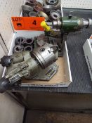 SBORN GRINDING DRILL POINT ATTACHMENT, S/N: N/A (LOCATED AT 460 SIGNET DR, NORTH YORK, ON)