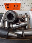 LOT/ (6) 50 TAPER TOOL HOLDERS (LOCATED AT 460 SIGNET DR, NORTH YORK, ON)