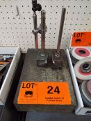 """LOT/ 12""""X8.25""""X3"""" GRANITE SURFACE PLATE WITH INSPECTION EQUIPMENT (LOCATED AT 460 SIGNET DR, NORTH"""