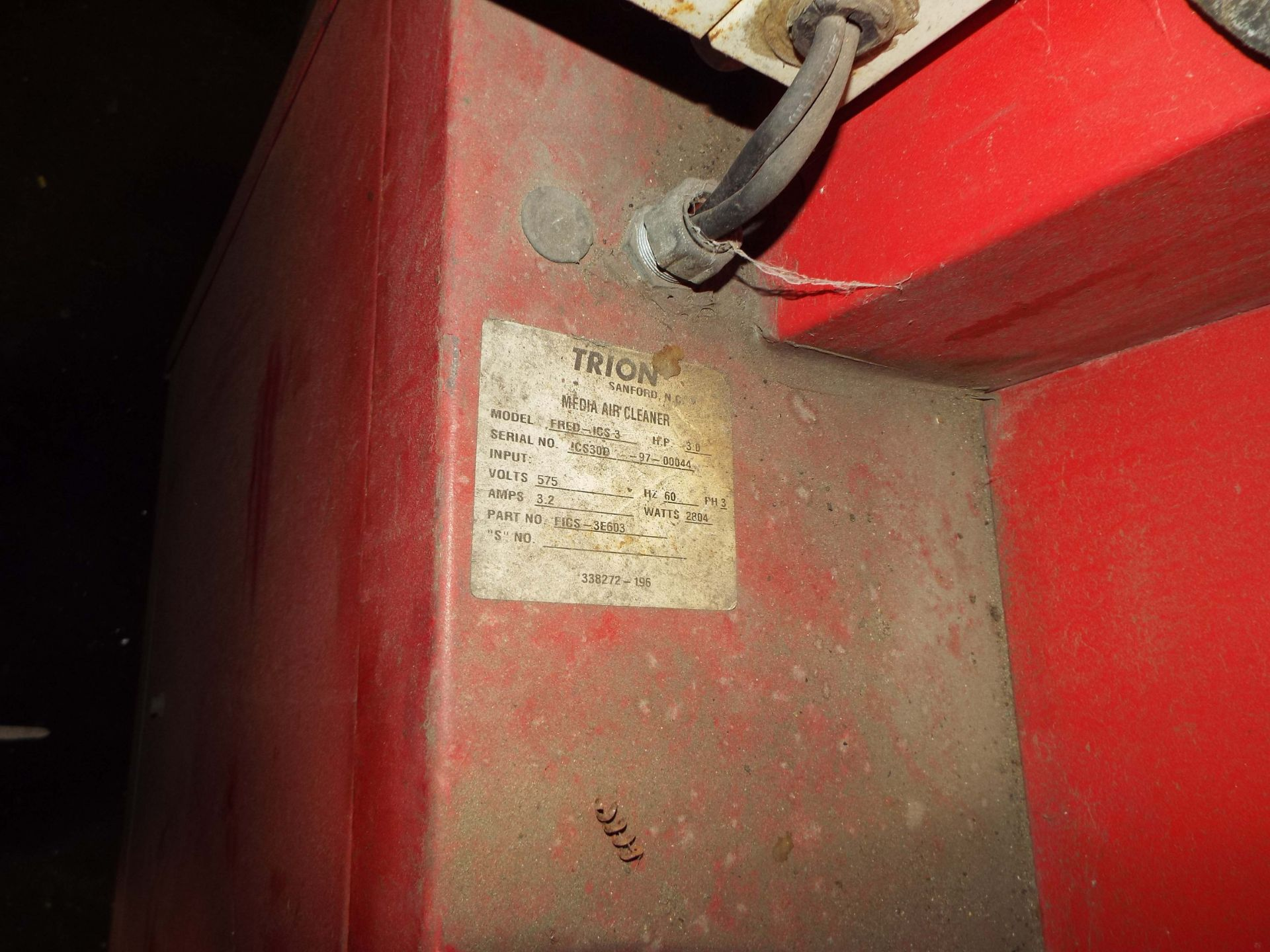 LOT/ (2) FRED PORTABLE FLUME EXTRACTORS (LOCATED AT 460 SIGNET DR, NORTH YORK, ON) - Image 3 of 5