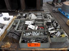 LOT/ CLAMPING, HARDWARE, LIFTING ACCESSORIES (LOCATED AT 460 SIGNET DR, NORTH YORK, ON)
