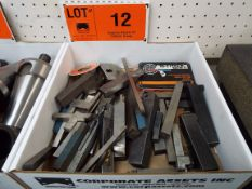 LOT/ CARBIDE CUTTERS (LOCATED AT 460 SIGNET DR, NORTH YORK, ON)