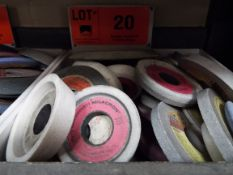 LOT/ GRINDING WHEELS (LOCATED AT 460 SIGNET DR, NORTH YORK, ON)