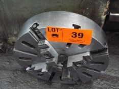 SPARE 4 JAW CHUCK, S/N: N/A (LOCATED AT 460 SIGNET DR, NORTH YORK, ON)