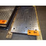 """39"""" X 19"""" FCS PALLET [RIGGING FEE FOR LOT #84 - $25 USD PLUS APPLICABLE TAXES]"""