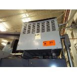 65KVA TRANSFORMER (CI) [RIGGING FEE FOR LOT #31 - $50 USD PLUS APPLICABLE TAXES]