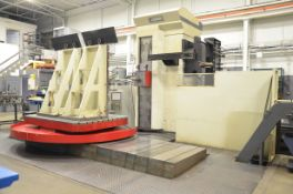 FERMAT (2011 - INSTALLED NEW IN 2016) WFT 11 HS CNC HORIZONTAL BORING MILL
