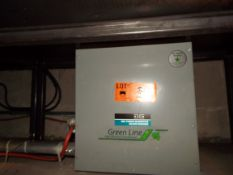 45 KVA TRANSFORMER (CI) [RIGGING FEE FOR LOT #38 - $50 USD PLUS APPLICABLE TAXES]
