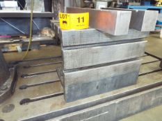 """25"""" X 19"""" X 20"""" BOX TABLE [RIGGING FEE FOR LOT #11 - $50 USD PLUS APPLICABLE TAXES]"""