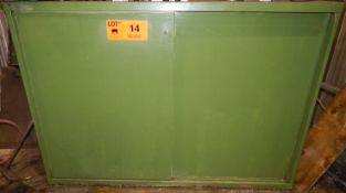 LOT/ LISTA CABINET WITH CONTENTS - TOOLING & ACCESSORIES