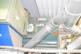 TRUTZSCHLER DUST CONDENSER WITH 1.5 HP, S/N: N/A (CI)