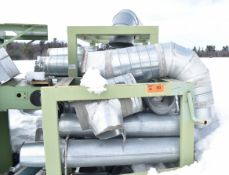 LOT/ SURPLUS MACHINERY AND DUCTWORK (CI)