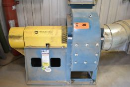TWIN CITY RBO-SW SIZE 915 POSITIVE DISPLACEMENT BLOWER, S/N: 18-734055-5-1 (CI)